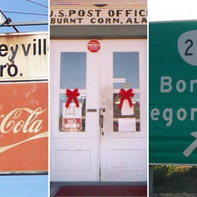 5 U.S. Cities That Renamed Themselves Something Unusual